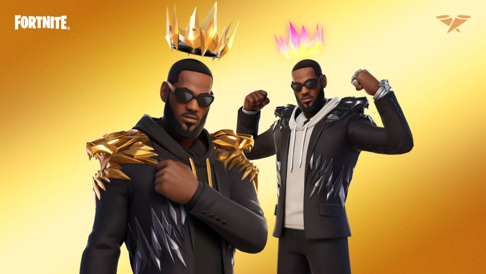 fortnite lebron outfit