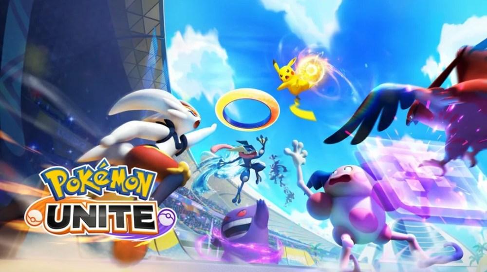 pokemon unite upgrade items, best games