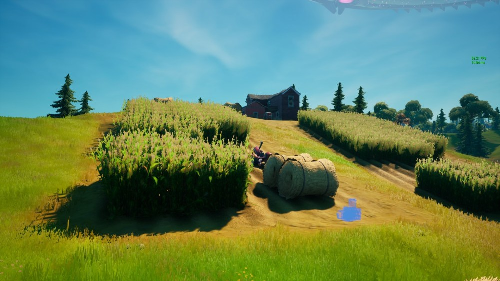 fortnite prepper supplies hayseed farm