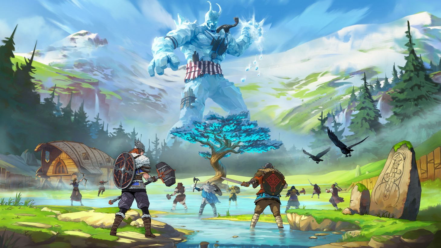 Tribes of Midgard Critic Review