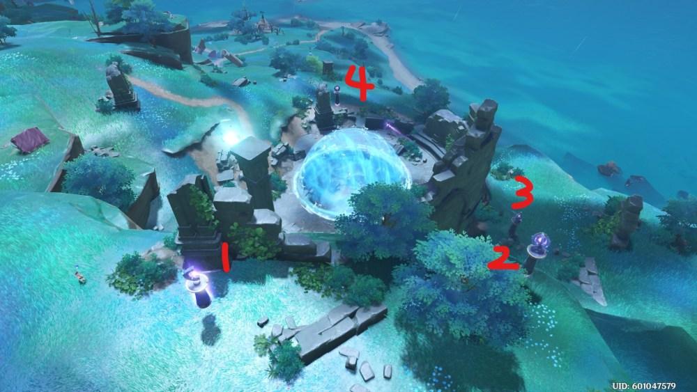Genshin Impact Orobashi's Legacy Part 1_LI