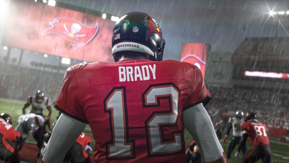 "Madden NFL 22: Tom Brady, ""Change of Scenery"""