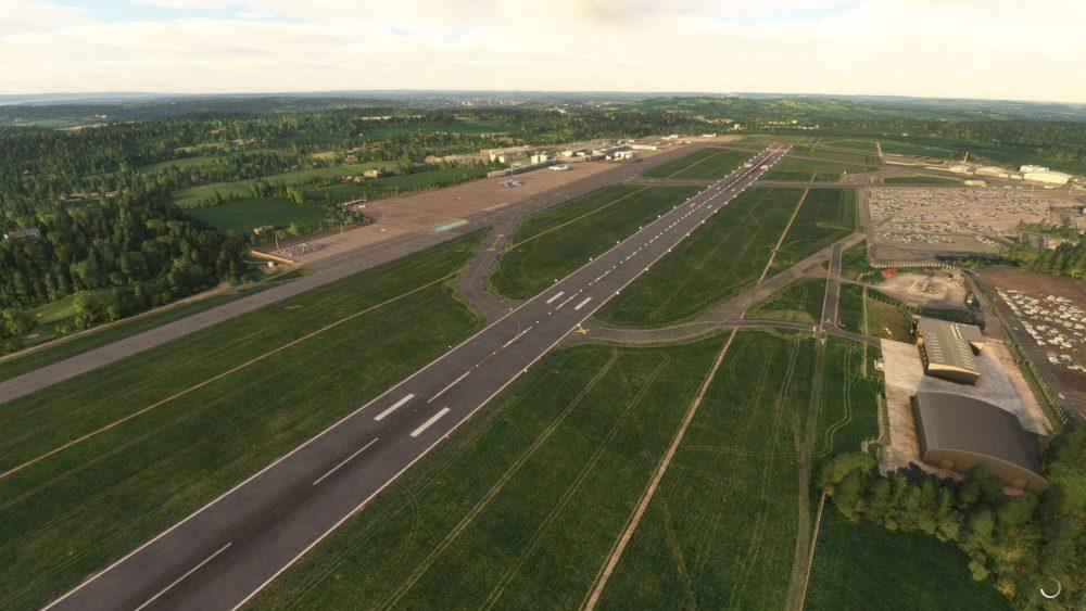 Microsoft Flight Simulator Bristol Airport Review (1)