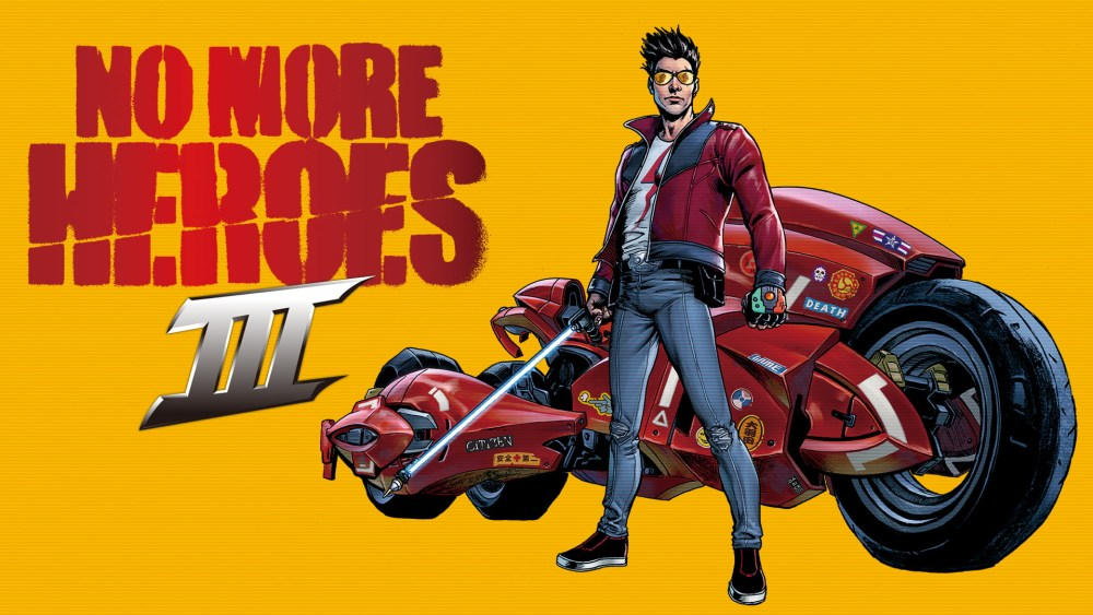 No More Heroes 3 Wallpapers 3