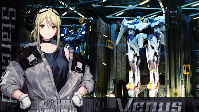 Strategy JRPG Relayer for PS5 & PS4 Introduces Venus, Dark Walker, Mecha Viewer, & More