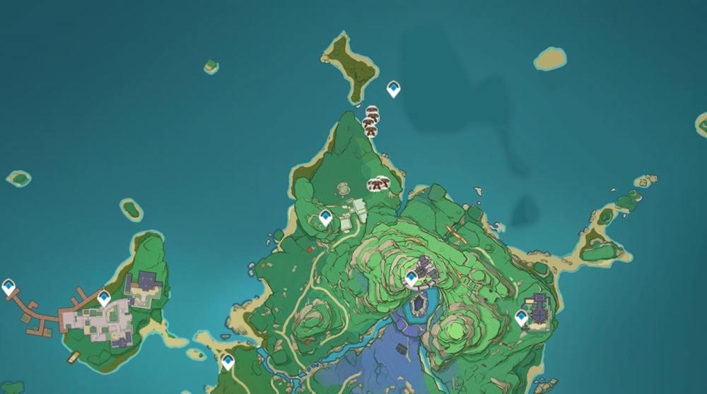Ruin Sentinel Locations First Island