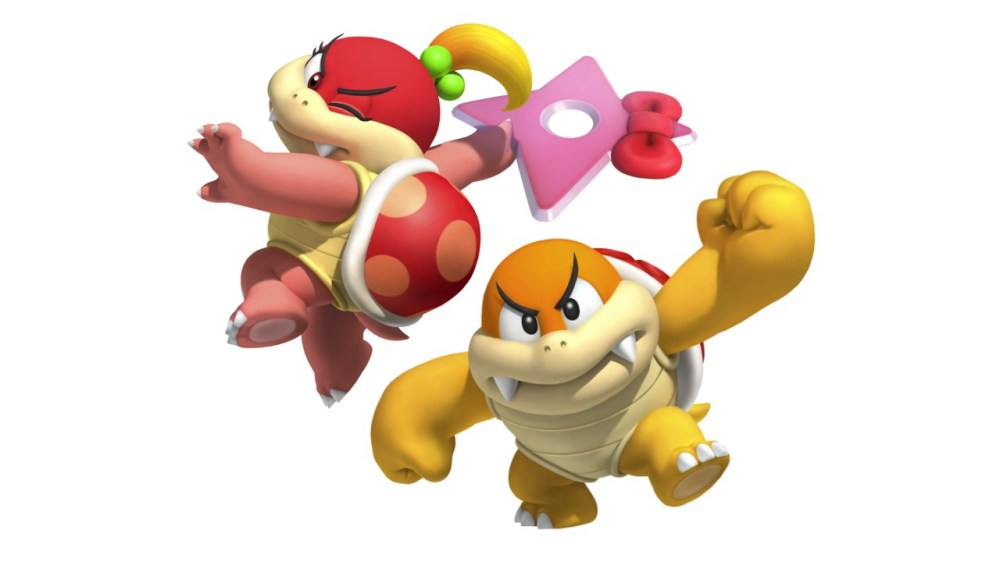 Desired Mario Kart characters