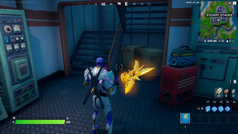fortnite books on explosions locations