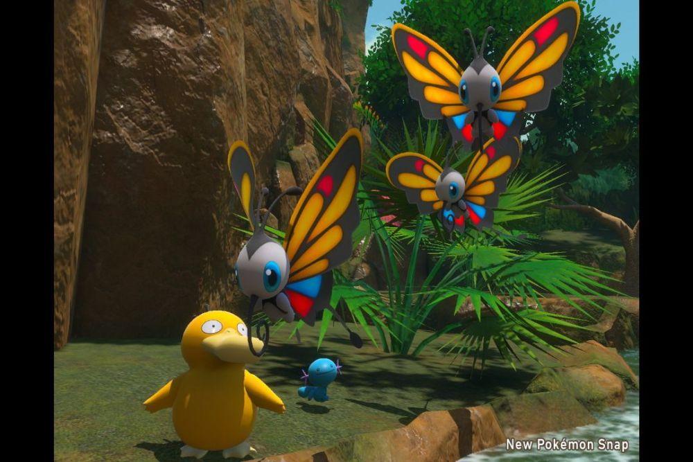 New Pokémon Snap DLC impressions screenshot 2