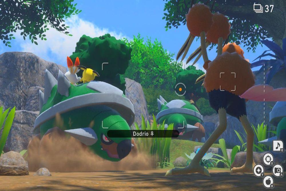 New Pokémon Snap DLC impressions screenshot 3
