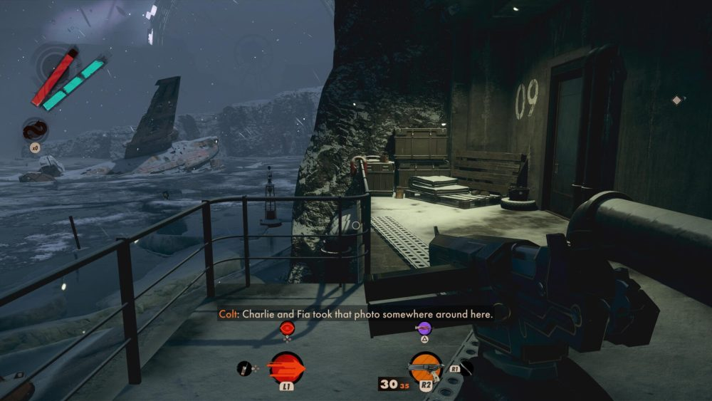 deathloop charlie and fia hideout location