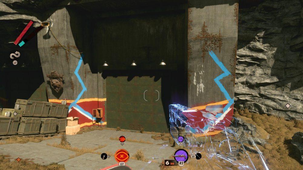 Deathloop Data Cassette Puzzle, pictogram locations