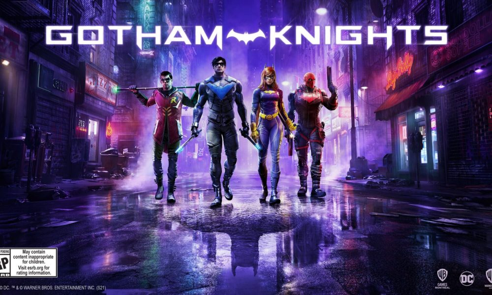 New Gotham Knights Trailer Is All About the Court of Owls