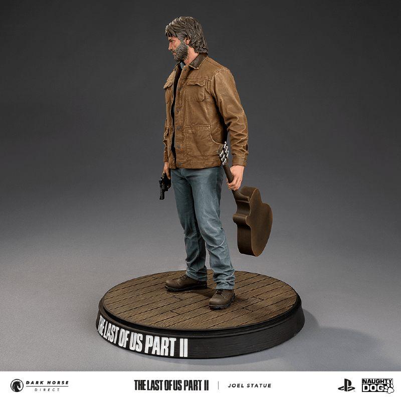 Last of Us Part II Joel Statue