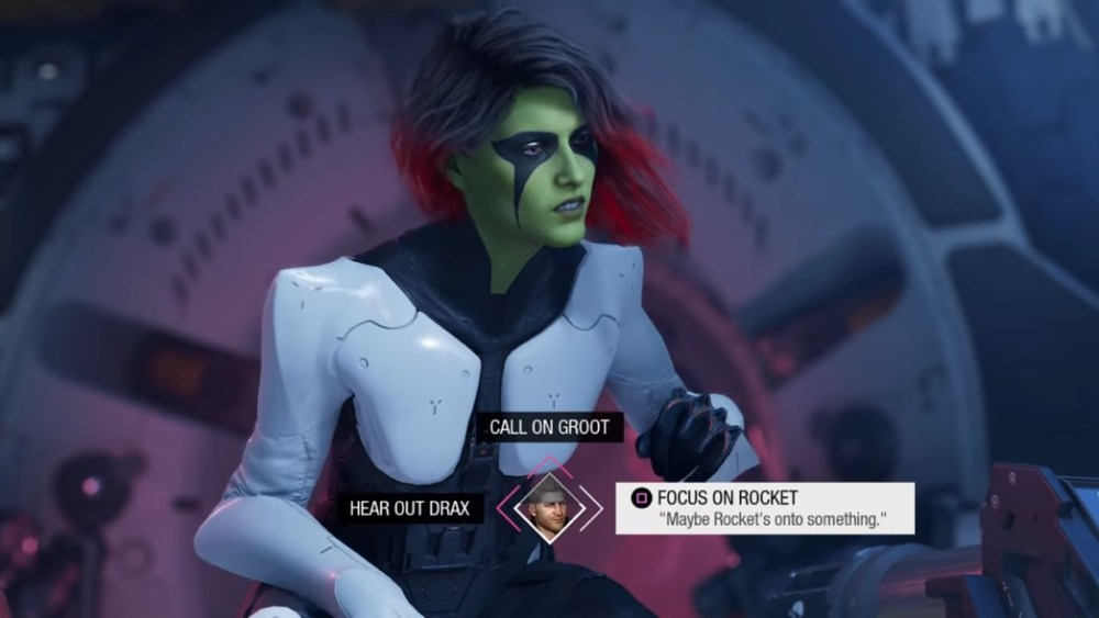 Marvel's Guardians of the Galaxy, hands-on preview, Eidos Montreal