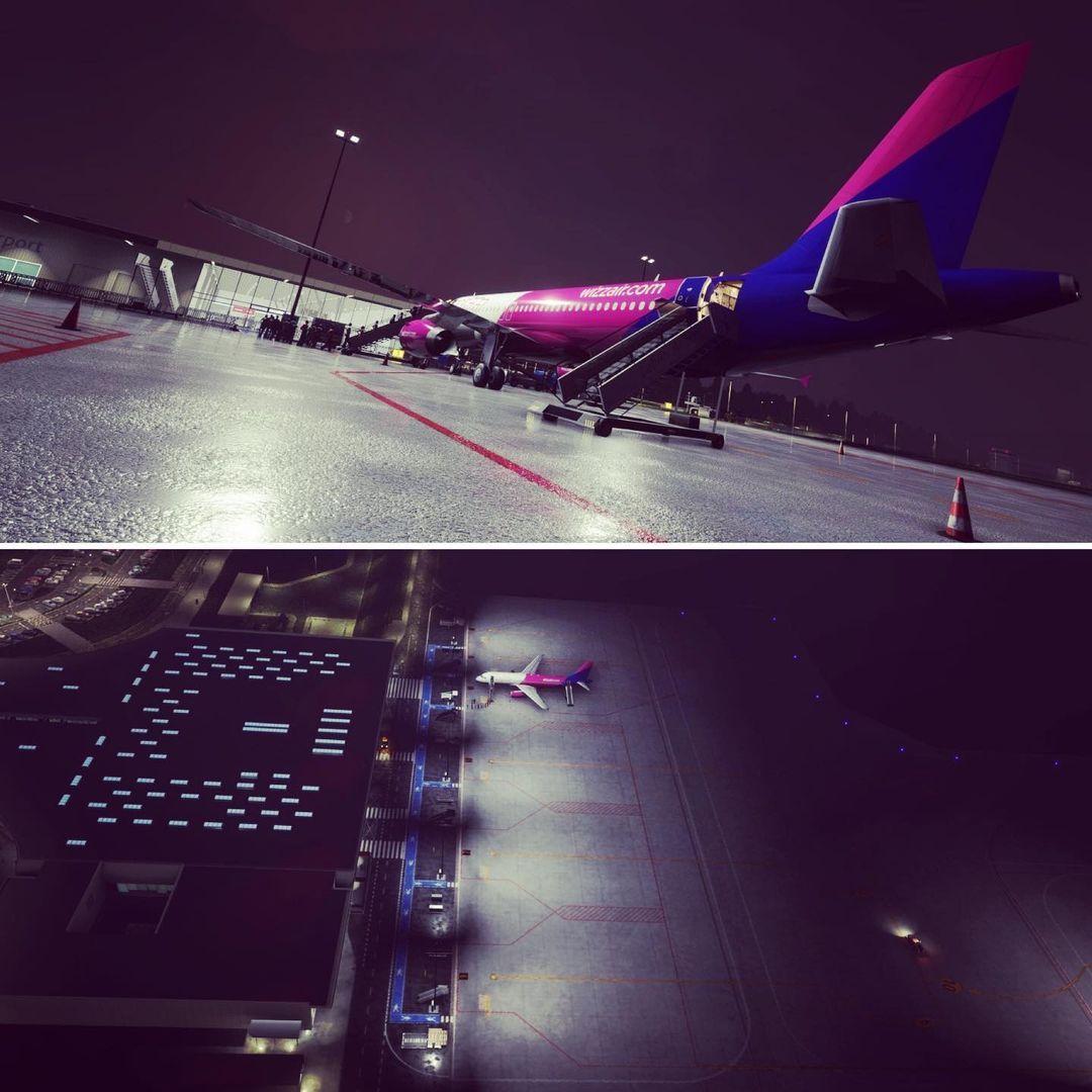 Microsoft Flight Simulator Lublin