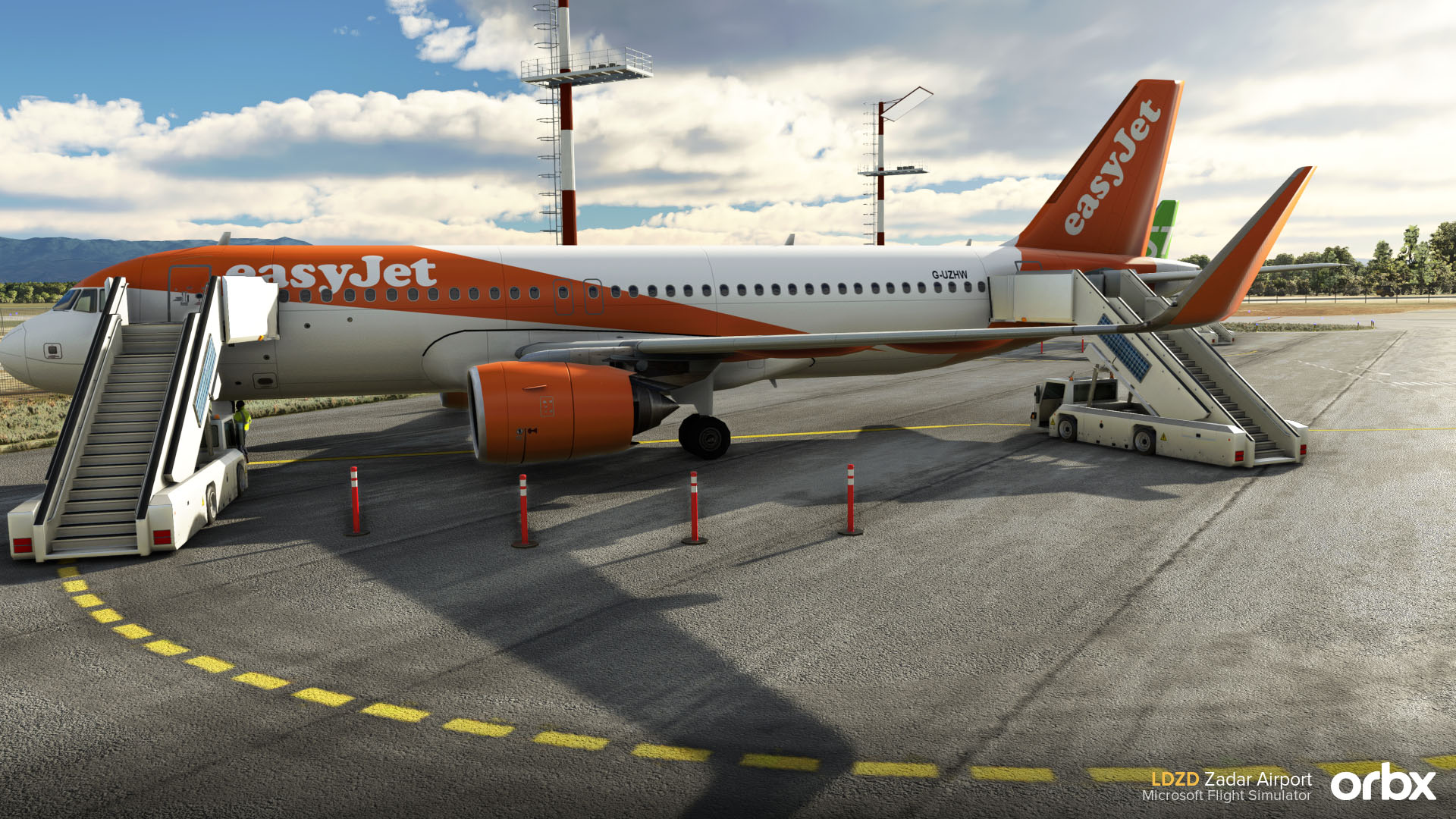 Microsoft Flight Simulator Zadar