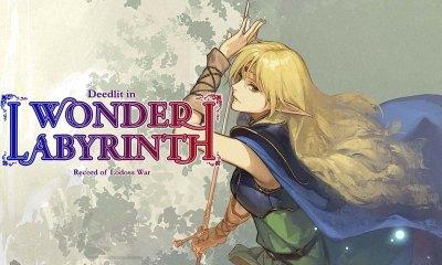 Record of Lodoss War: Deedlit in Wonder Labyrinth (1)