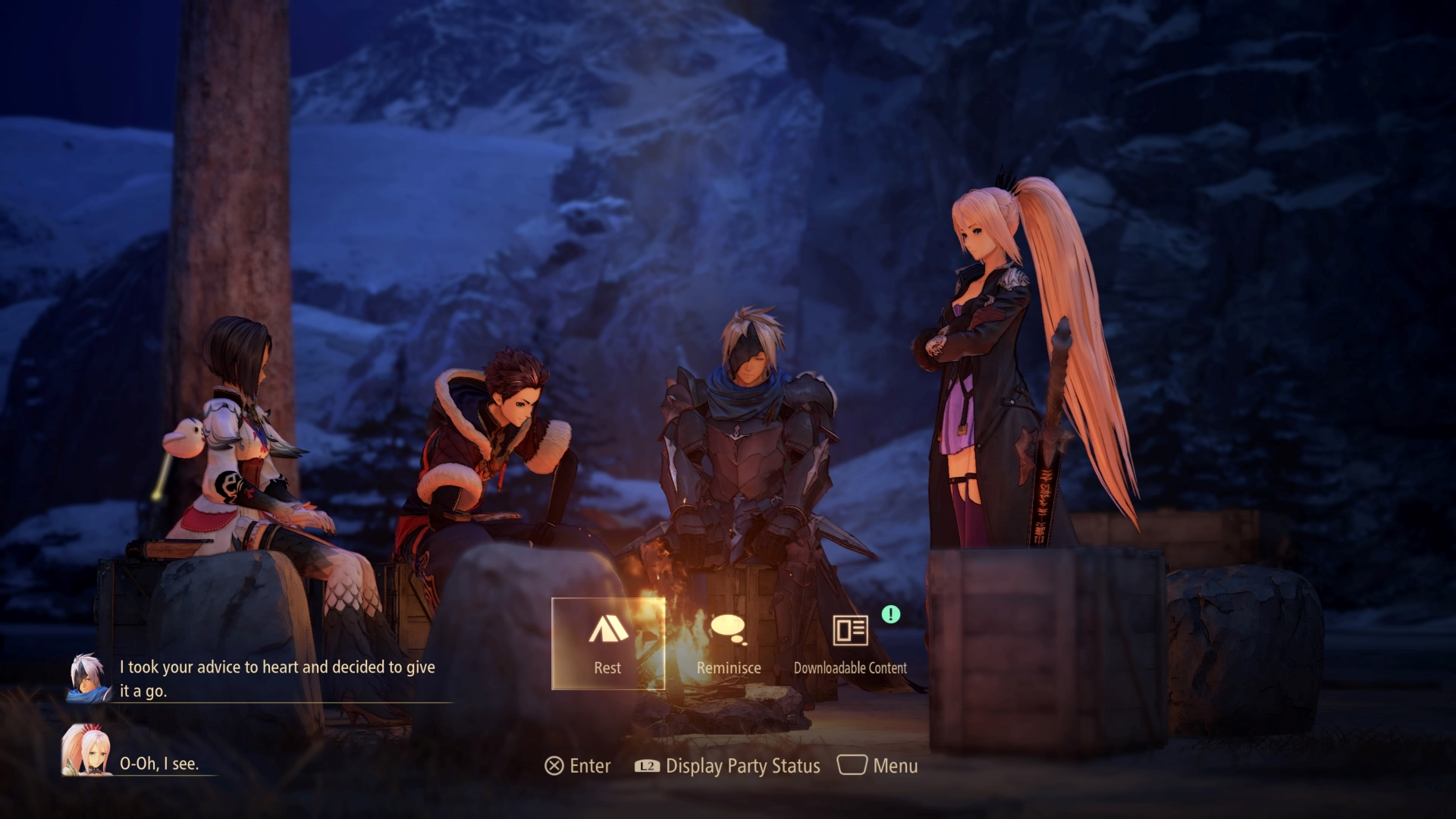 tales of arise heal