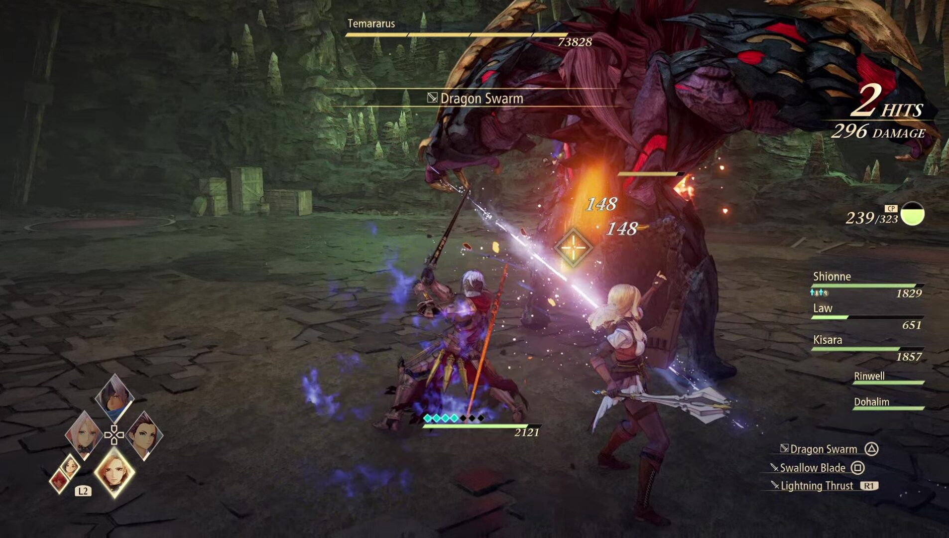 tales of arise over limit