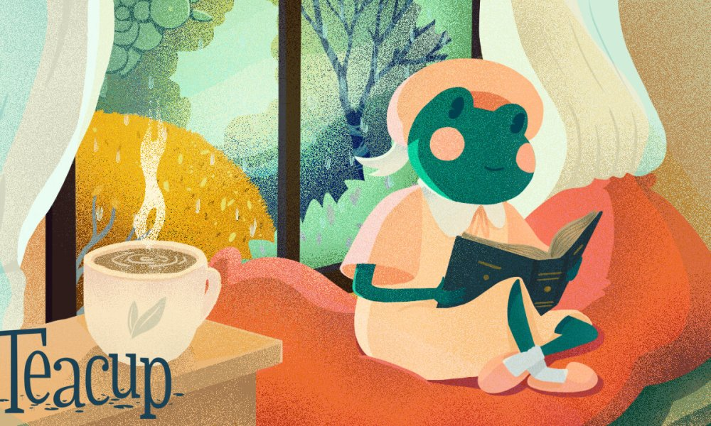 Whimsical Narrative Adventure Game Teacup Gets New Trailer; Launching Sept. 23 on Consoles & PC