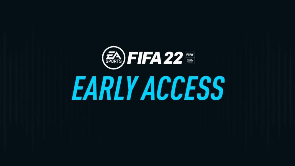 fifa 22 early access tips