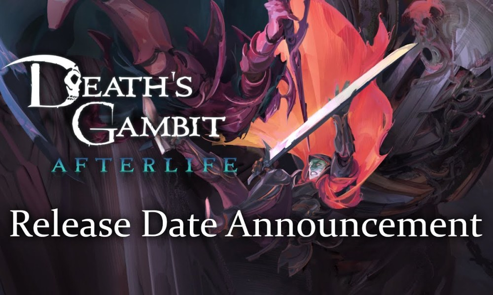 Death's Gambit: Afterlife Releases This Month For Switch & PC