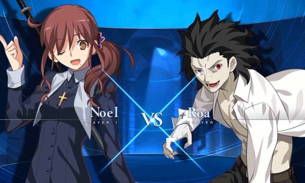 Melty Blood: Type Lumina Gets New Gameplay Trailer Showing a Roa vs Noel Match