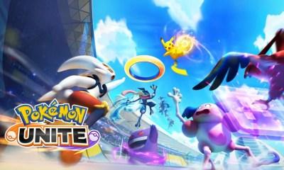 pokemon unite mobile