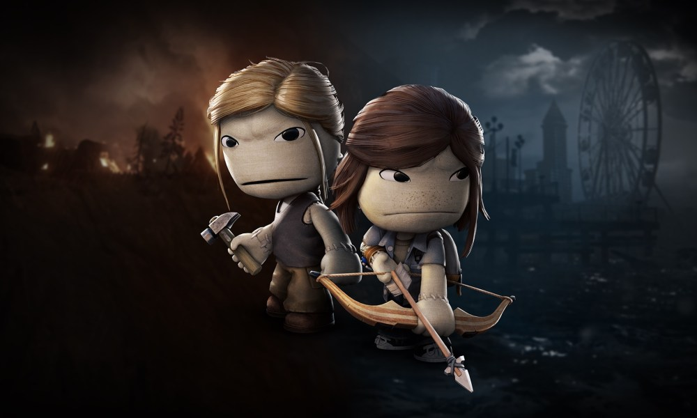 Sackboy: A Big Adventure to Get Ellie & Abby Skins from TLOU this Week