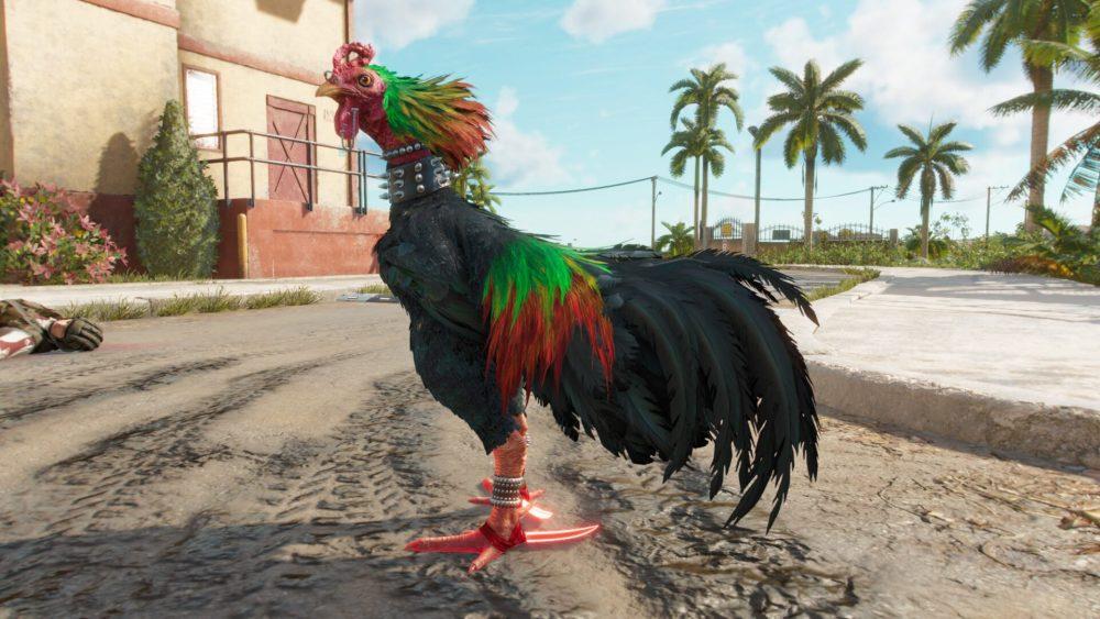Far Cry 6 - Chicharron in the flesh
