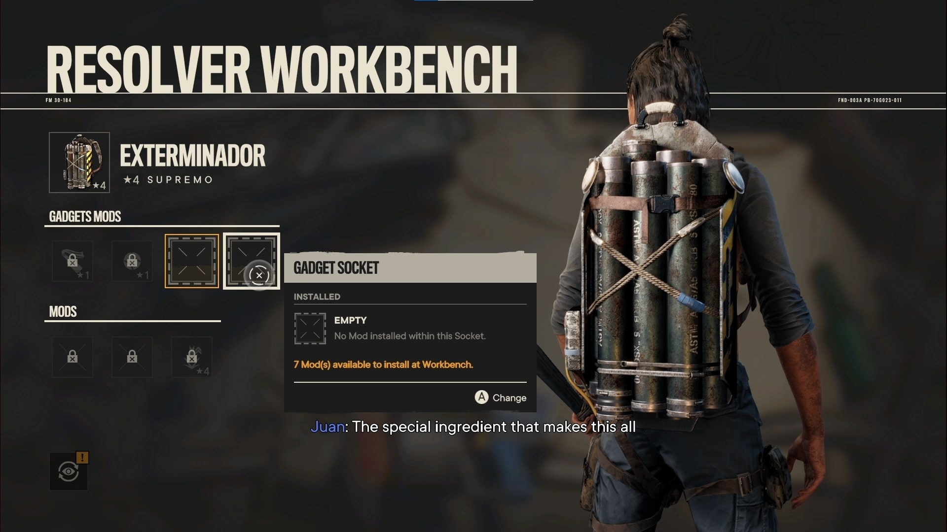 Far Cry 6 Supremo Upgrade