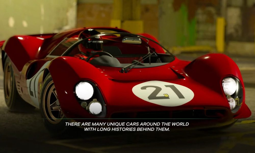 New Gran Turismo 7 Trailer Celebrates Collecting Its 400+ Cars