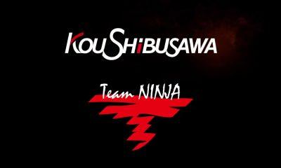Kou Shibusawa Team Ninja