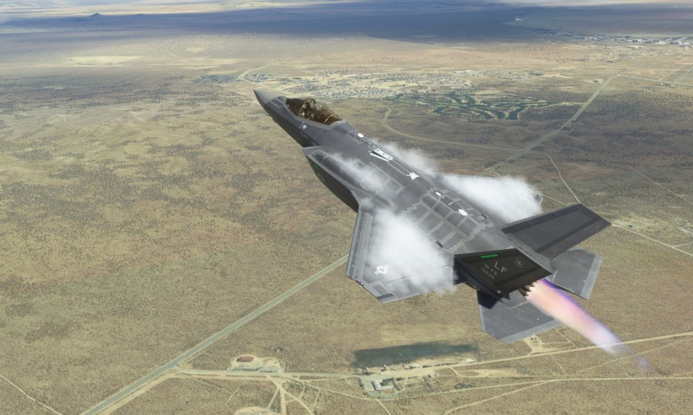 Microsoft Flight Simulator Skiathos Airport Announced; F-35, Dash-8, CRJ 900/1000, & Kotoka Get Screenshots & Videos
