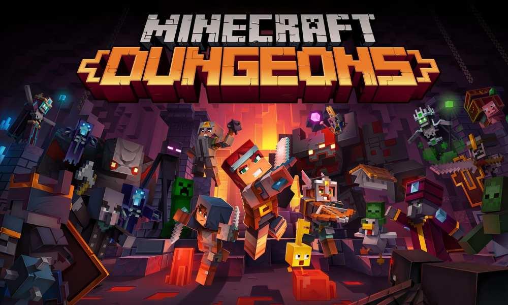 Minecraft Dungeons Reveals Seasonal Adventurers & The Tower