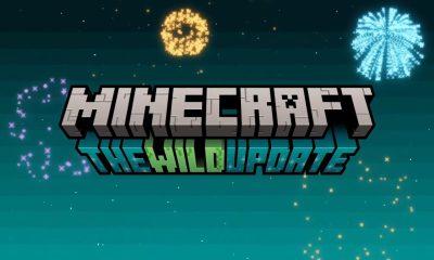 Minecraft The Wild Update