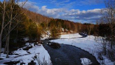 Snowy River, Canada