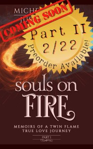Preorder book cover for Souls on Fire Part 2