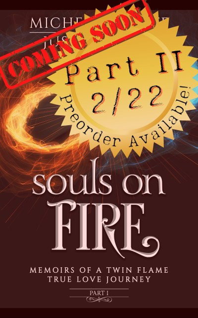 Preorder cover for Souls on Fire Part 2