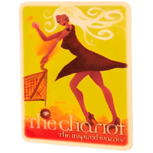 The Chariot of the Oracle Tarot Deck