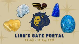 Crystal Healing for the Lion's Gate Portal Season