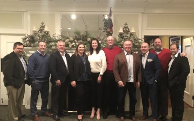 Twin Hills Golf & CC | Board of Directors | Christmas Dinner | 2019