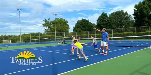 Junior Tennis Camp Is Now Open For Registration | Reserve Your Spot