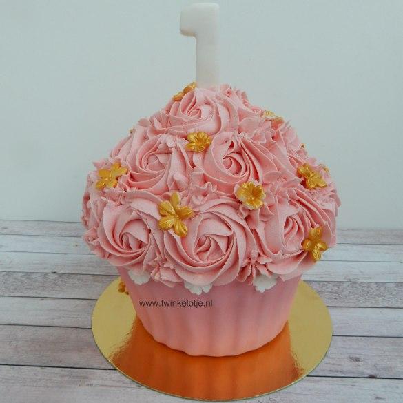 Smashcake roze-goud