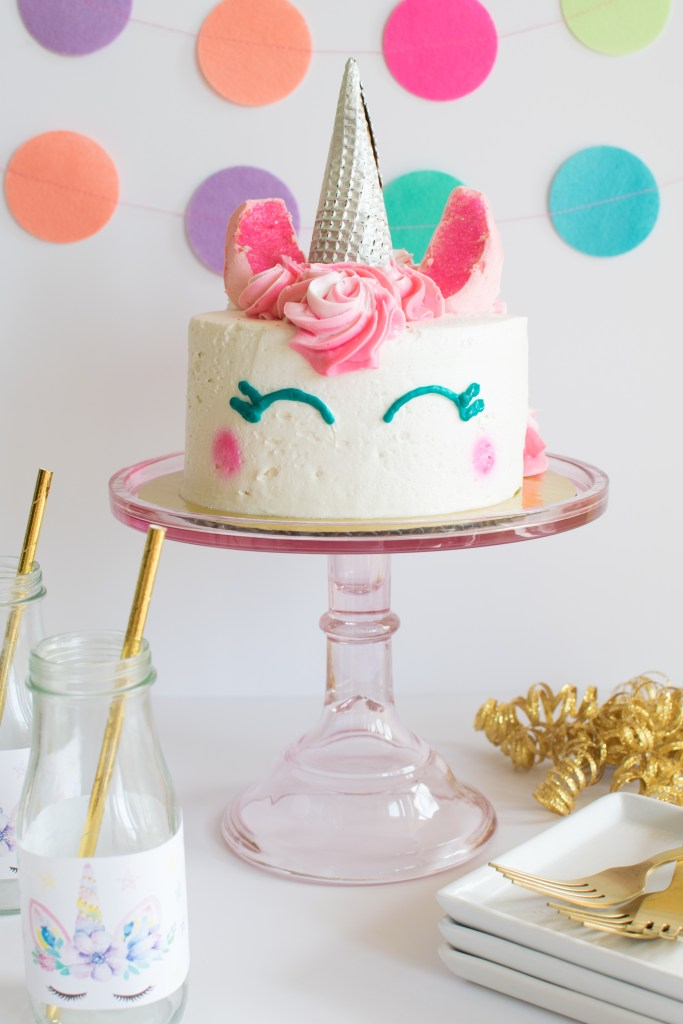 Adorable Magical Unicorn Party Ideas + A sweet Giveaway