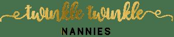 Twinkle Twinkle Nannies - Logo