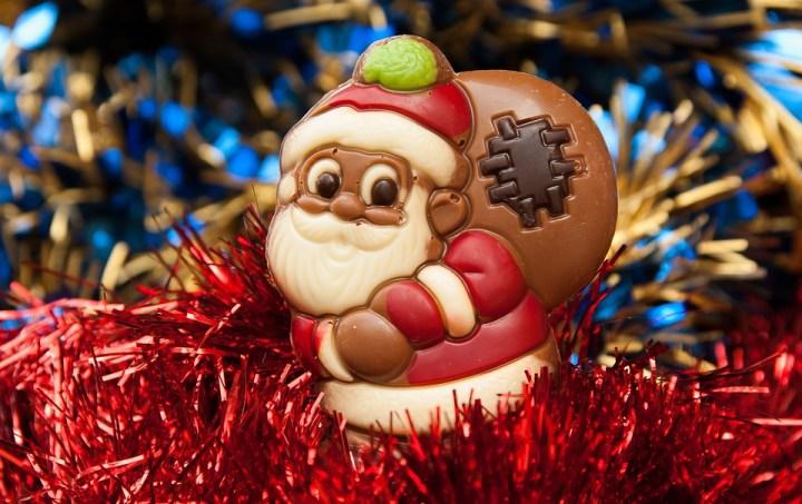 Father Christmas Chocolate
