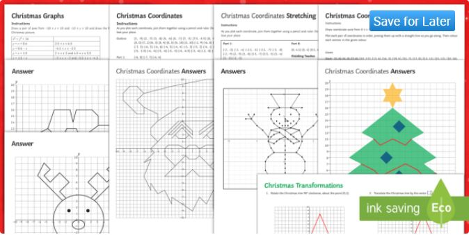 Graphs and Coordinates