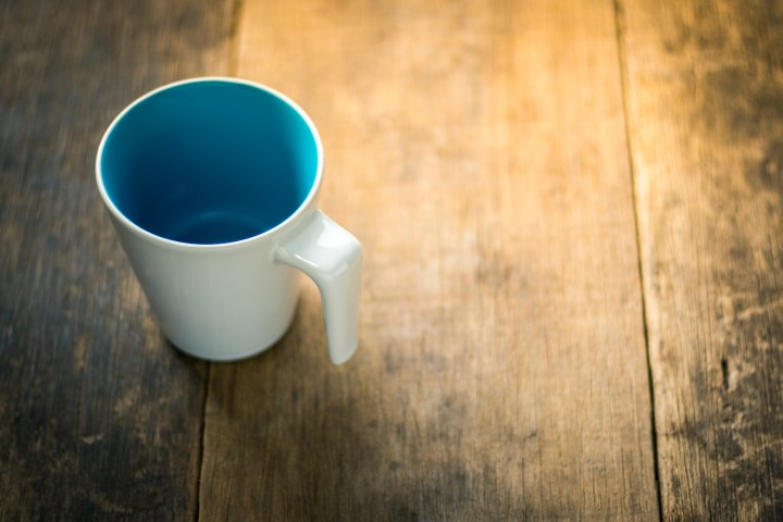 Mental health first aid - you can't pour from an empty cup